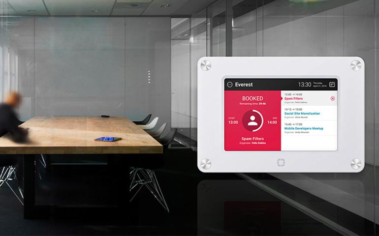 Sistema de reserva de salas para empresas