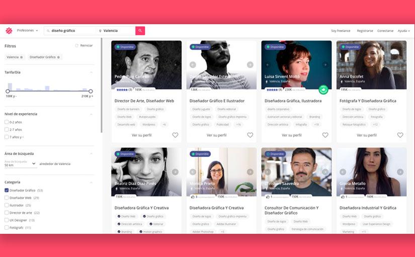 Plataformas freelance