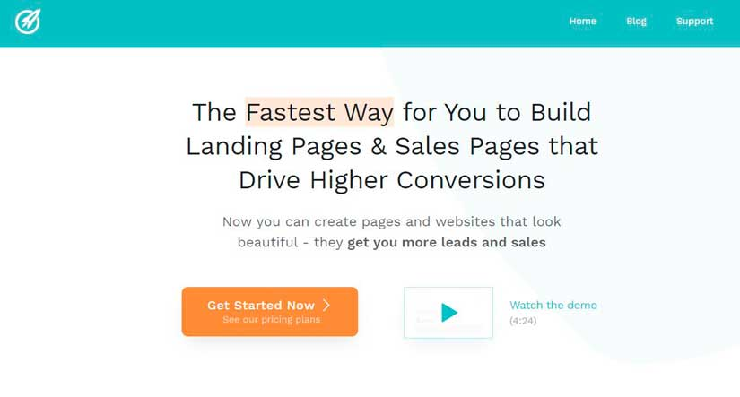 Landing Pages con Optimizepress