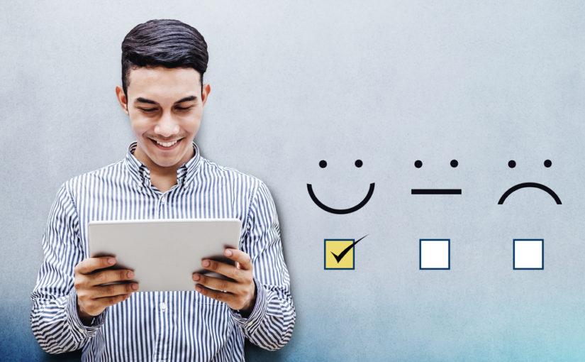 Aplicaciones para medir la felicidad en el trabajo