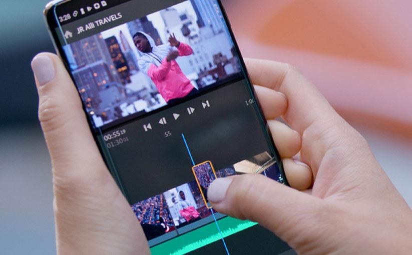 Apps para editar vídeo