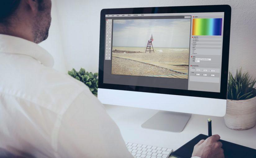 Programas para editar fotos on-line