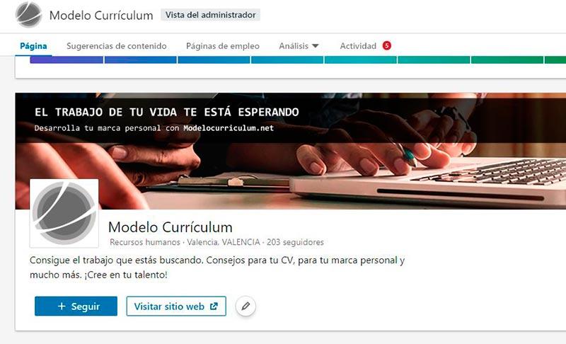 Optimizar perfil LinkedIn