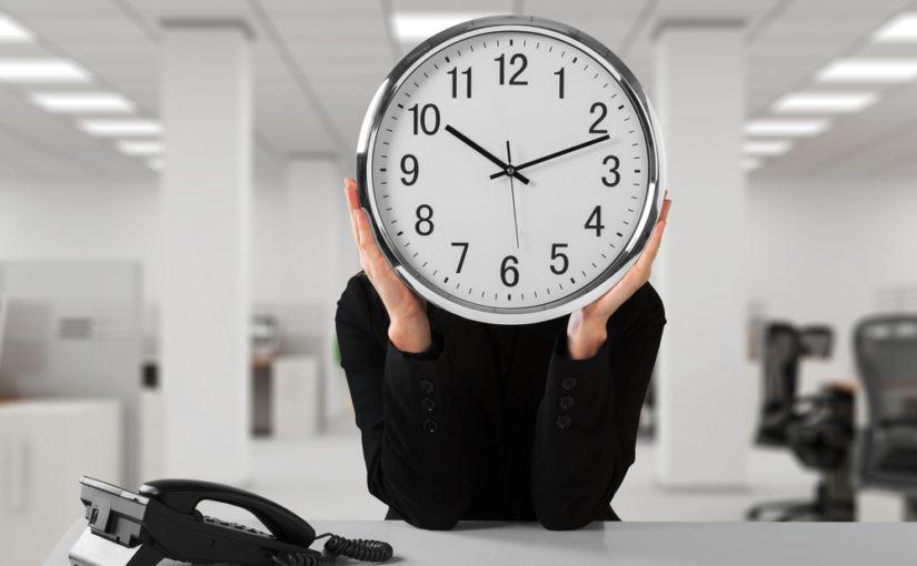 Sistema de control de horario de empleados