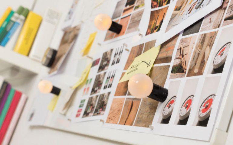 Lista de herramientas para crear paneles de inspiración