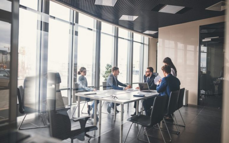 Apps para la gestión de espacios de la oficina